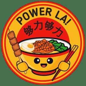 Power La Logo
