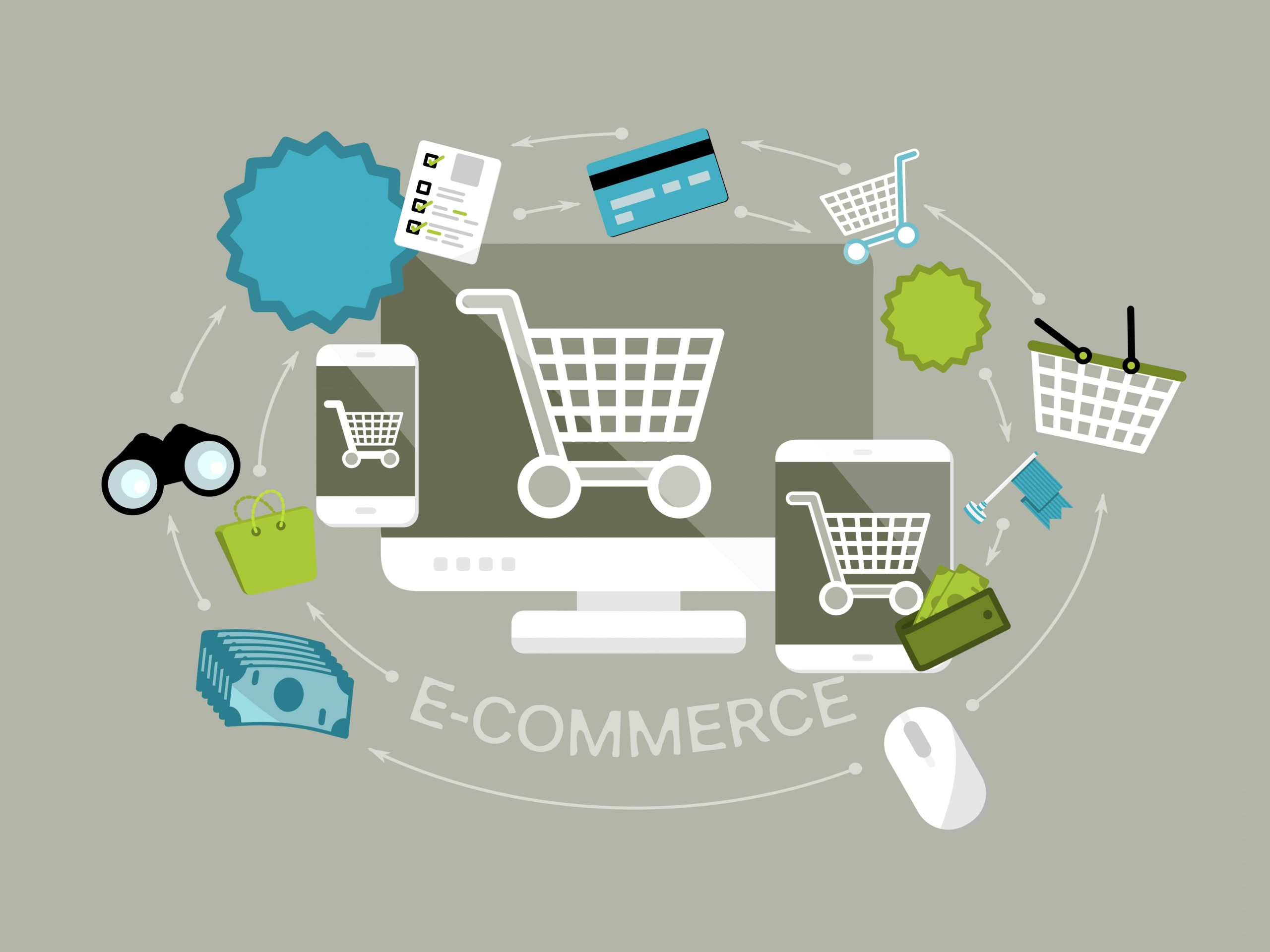 Ecommerce and its components